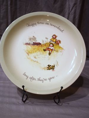 Decorative plate for Sale in Lawrenceville, GA