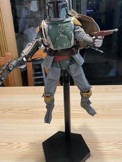 Star Wars Sideshow Boba Fett 1/6 Scale for Sale in Miami,  FL