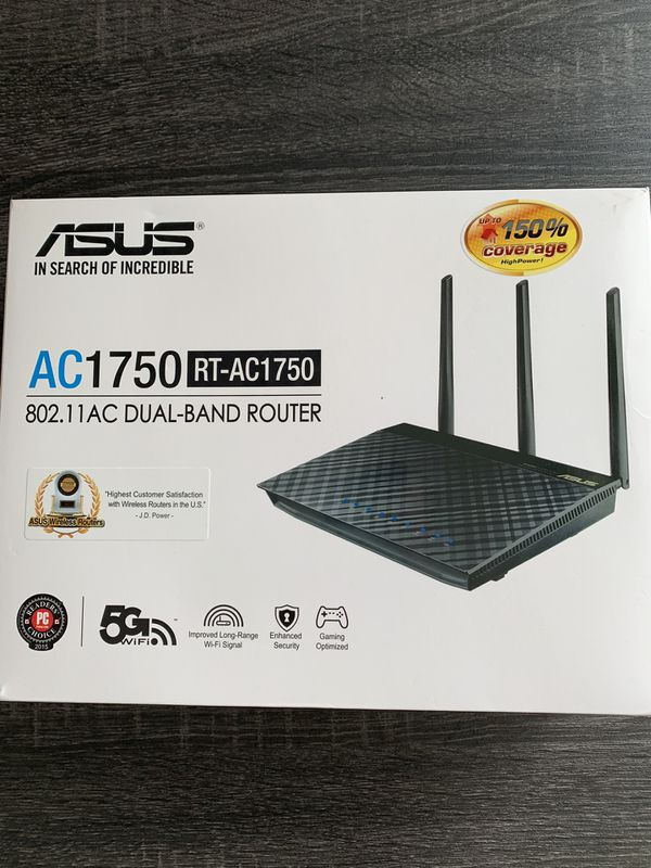 Asus AC 1750 Dual-Band Router