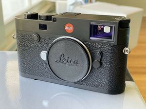 Leica M 10 24.0MP Digital Camera - Black (Body Only) for Sale in Coral Gables, FL