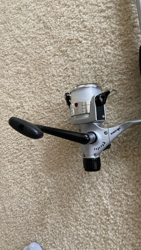 Okuma Fishing Rod and Reel