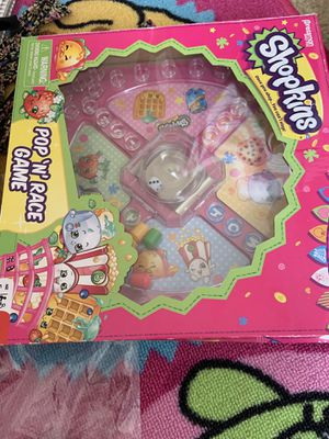 shopkins board game for Sale in Cranberry Township, PA