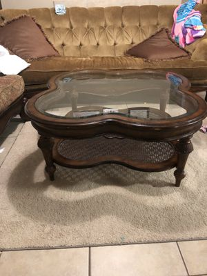 Coffe table Big Solid Wood for Sale in Boca Raton, FL