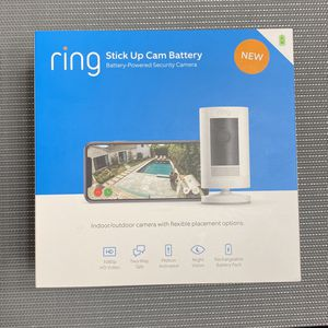 Ring Stick Up Camera for Sale in Rockville, MD