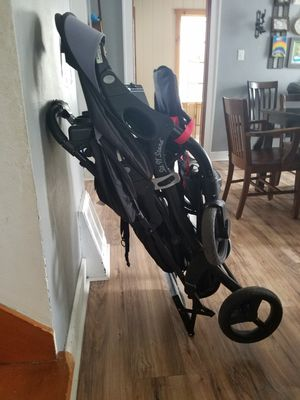 Sit n stand Double Stroller for Sale in Swansea, IL