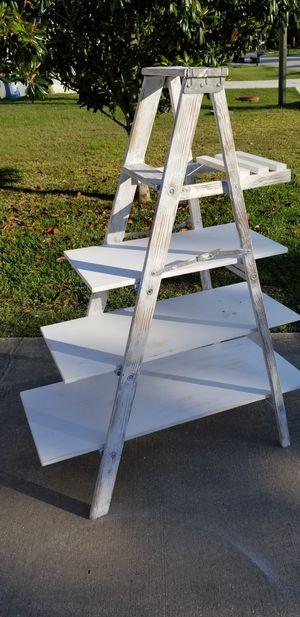 Rustic Ladder Shelf for Sale in Palm Coast, FL