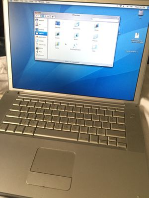 PowerBook G4 Laptop for Sale in Irwindale, CA