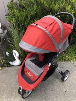 City Mini single Baby Jogger stroller for Sale in Everett, WA