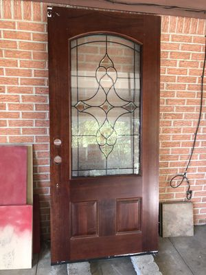 250$ Exterior Door For Sale! for Sale in Fort Worth, TX