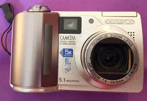 Olympus Camedia digital camera for Sale in Mount Vernon, IN
