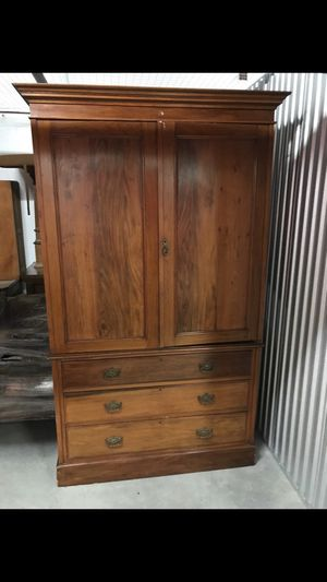 Antique armoire for Sale in Atlanta, GA