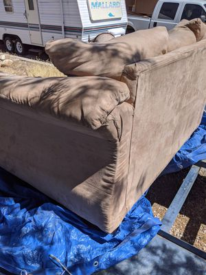 Tan loveseat for Sale in Tucson, AZ