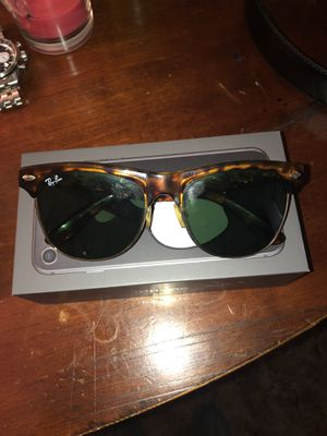 Ray Ban Club-Master Cheetah Print for Sale in Arlington, VA