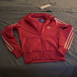 Pink Adidas Jacket for Sale in Potomac,  MD
