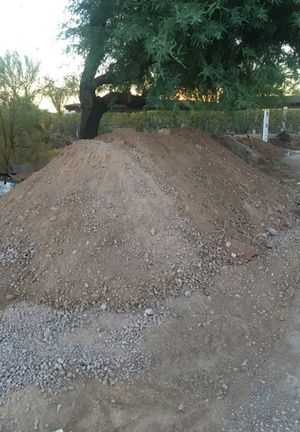 Free Fill Dirt, I can load your trailer. First come first served. for Sale in Scottsdale, AZ