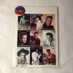Elvis Presley Limited Edition Stamps for Sale in Long Beach,  CA