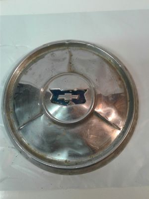 Vintage old Chevy hubcap for Sale in Martinsburg, WV