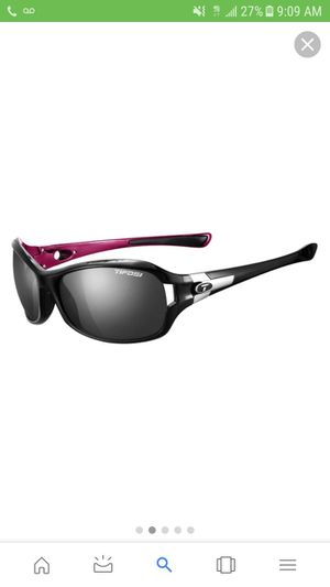 black and pink unisex sunglasses tifosi polarized for Sale in Harrisburg, PA