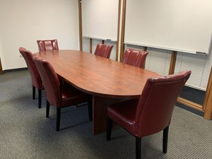 Oval Conference Table for Sale in Charlottesville, VA
