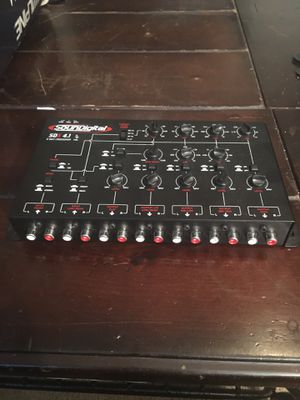 Soundigital sdx 4.1 5 way crossover. Like new. for Sale in Boynton Beach, FL