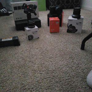 Sony A6300 Camera Bundle for Sale in San Ramon, CA