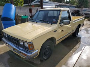 1984 Nissan 720 Pickup Truck for Sale in Temple City, CA