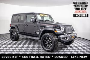 2019 Jeep Wrangler Unlimited for Sale in Sumner, WA