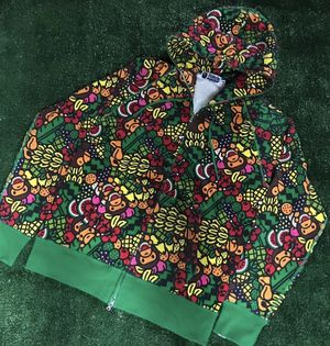Bape baby milo fruit hoodie for Sale in Pickerington, OH