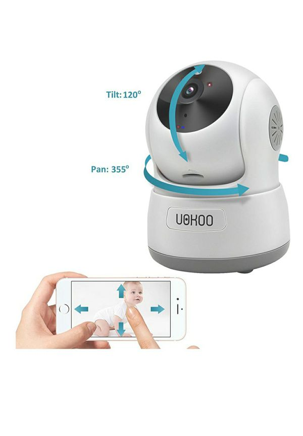 UOKOO Security wireless camera Professional Home Security Solution