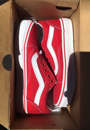 Vans shoes for Sale in Tyler, TX