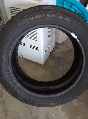 Single Goodyear tire- 215/55/R17 for Sale in Washington, IL