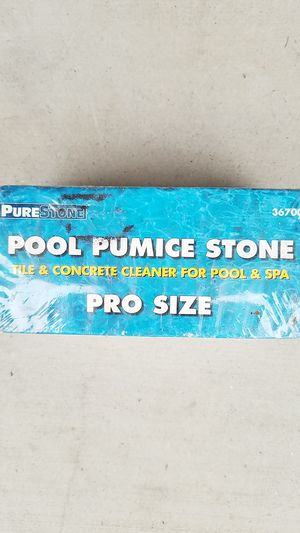 Pool Pumice Stone for Sale in San Diego, CA