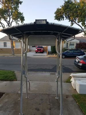 Tee-Top for center console boat for Sale in Lakewood, CA
