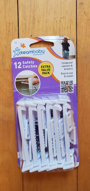 Brand new 12 safety catches child proofing for Sale in Pekin, IL