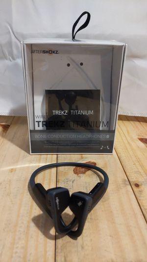 Trekz titanium Wireless bone conduction headphones for Sale in Williamsport, PA