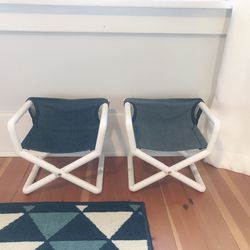 Kids director chairs (2) for Sale in Seattle,  WA