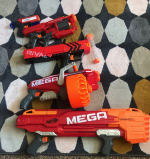 Nerf guns for Sale in Vancouver, WA