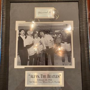 Muhammad Ali an Beatles for Sale in Abbottstown, PA