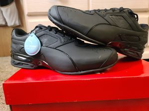 *BRAND NEW* $45 FIRM! MEN'S SIZE 12 BLACK ON BLACK PUMA TAZON 6 FRACTURE. NEVER TRIED ON OR WORN. for Sale in Cuyahoga Falls, OH