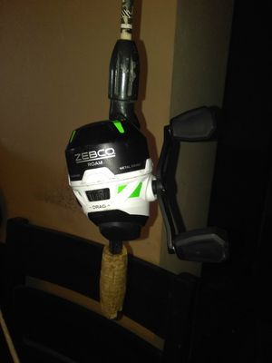 Zebco and Shakespeare fishing reels and poles for Sale in Yukon, OK