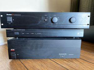 High Quality Stereo Amps for Sale in Encinitas, CA