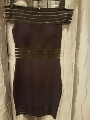 Black Form Fitted Dress ~Sexy! ~ Size Small for Sale in Montclair, CA