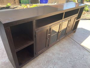 Console/buffet table/tv entertainment for Sale in San Diego, CA
