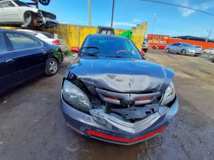Mazda 3 2008 only parts engine and transmission good for Sale in Miami Gardens, FL