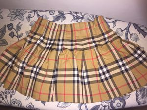 Burberry Skirt Size 3Y Children's for Sale in Yeadon, PA