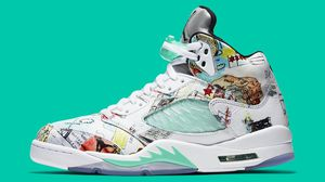 **RARE** Air Jordan 5 Retro 'Wings' (𝙉𝙀𝙒) for Sale in Little Rock, AR