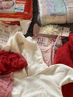Newborn Baby & Toddler - Clothes - Bath time - Diapers - Best Offer for Sale in Point Pleasant,  NJ
