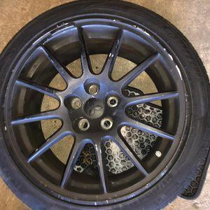 Mitsubishi Lancer Evolution Evo X 10 GSR ENKEI wheel's for Sale in Hanover Park, IL