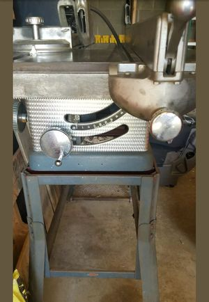 "Vintage Craftsman 113.27610 Craftsman 10"" Tilting Arbor Bench / Table Saw, works great for Sale in Galena, OH"