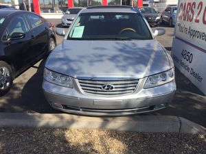 2006 Hyundai Azera with 49,000 miles for $500 down we accept good bad and no c r e d I t for Sale in Phoenix, AZ